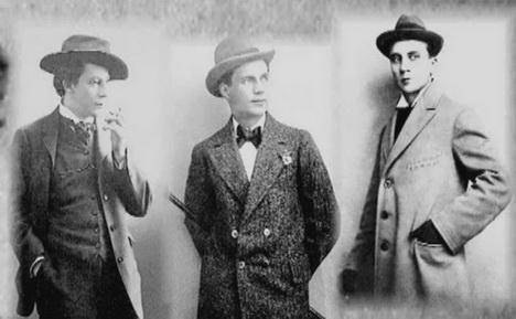 Мужская мода 20 века. История мужской моды