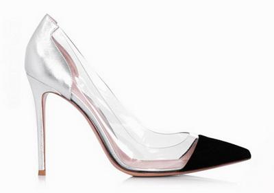 Плексиглас туфли