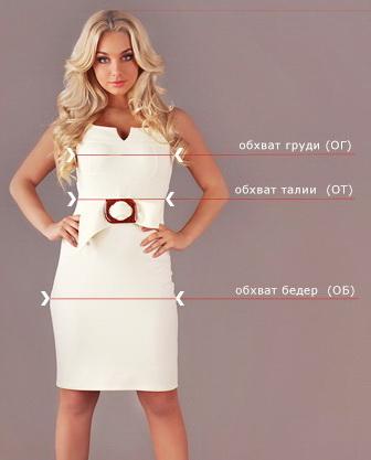 Изменение размеров одежды