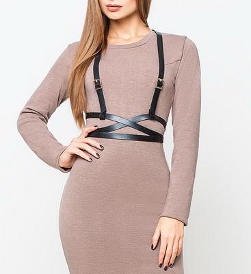 Портупея с платьем