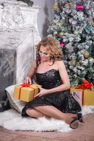 Как подобрать платье на Новый год