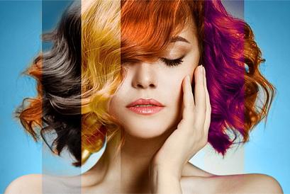 Консультация о цвете волос