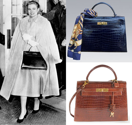 Сумка Hermes Kelly. История легендарной сумки