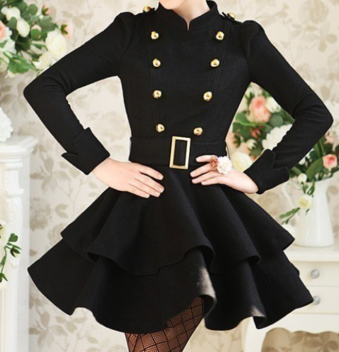 Психология черного цвета в одежде