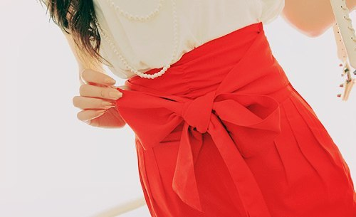 Психология красного цвета в одежде