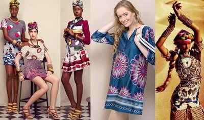 этнический стиль одежды