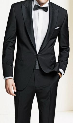 дресс-код black tie