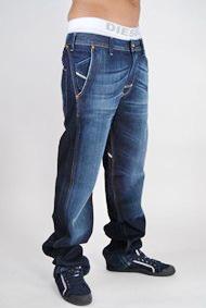 Багги джинсы