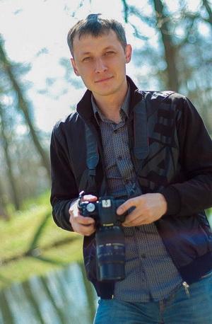 Фотограф Константин Галкин