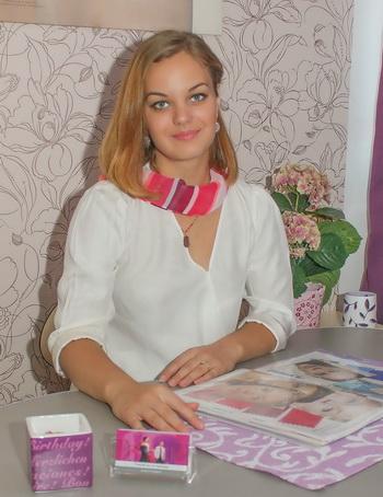 Анастасия Панфилова стилист-имиджмейкер