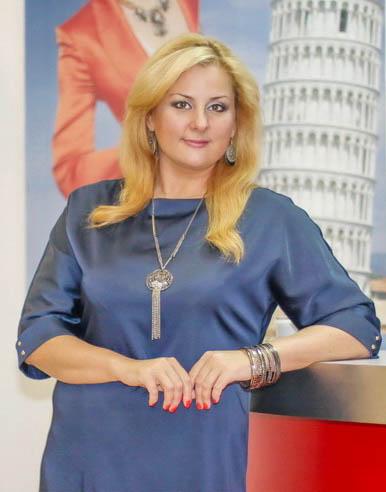 Визажист Лана Клыкова