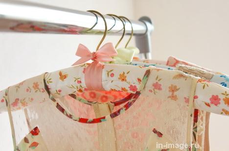 вешалки для платьев