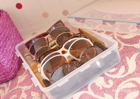как хранить солнцезащитные очки